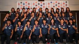 4大会ぶりのW杯出場へ 予選に臨む女子日本代表にリオ五輪選手や高校生も