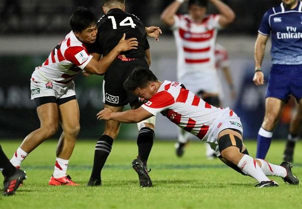 U20日本代表は強豪NZに完敗 ワールドU20チャンピオンシップ黒星発進