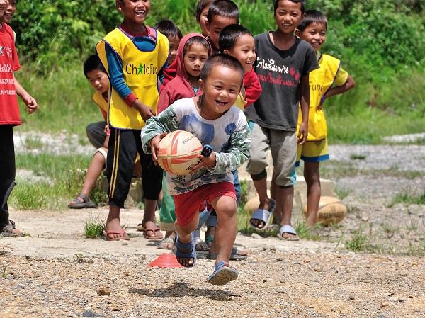 アジア初開催のラグビーW杯に向け協働 困難な立場の子どもたちの生活変える