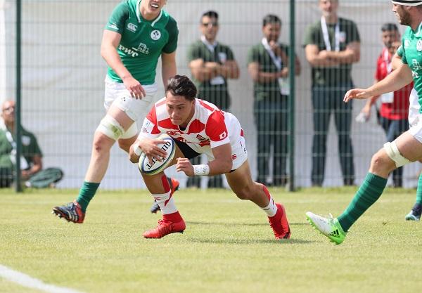 日本はU20チャンピオンシップ最下位 アイルランドに競り負け降格