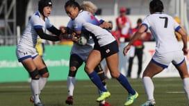 アジア競技大会・7人制ラグビー 日本は男女とも準決勝進出