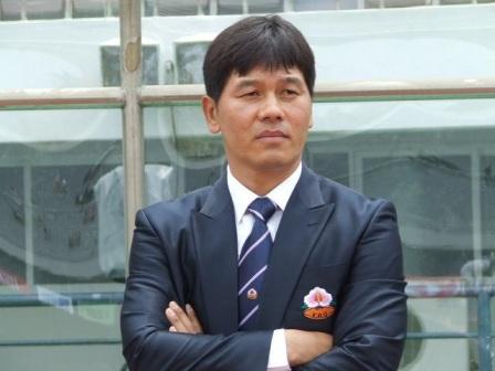 korea coach