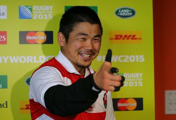 先のことは、いまは考えない。SH田中、予選プール最終戦に向け「大丈夫」。