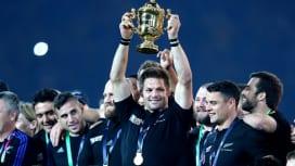 オールブラックスが史上初のW杯連覇! 最多3回目の栄冠獲得