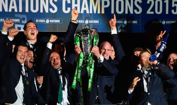 欧州の歴史的1日 得失点差でアイルランドがシックスネーションズ連覇!