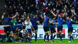 アイルランドが仏に逆転負けで連覇へ黄信号 ウェールズはスコットランド下す