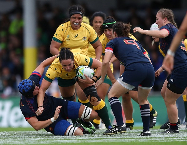 【女子W杯】各組3位争い混沌で日本は8強に望み。NZは香港から121得点