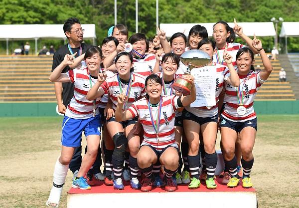 全国U18女子セブンズ大会新設 第1回大会を10月下旬に熊谷で開催