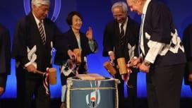 ラグビーワールドカップ2019開催自治体協議会の新会長に林横浜市長が選任