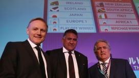 2019ラグビーW杯 日本はアイルランド、スコットランドと同組!
