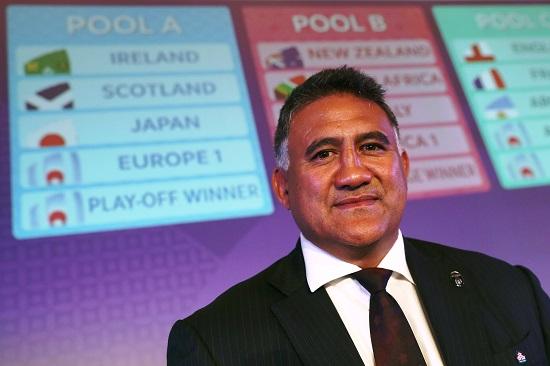 2019年ラグビーワールドカップの試合スケジュール発表、11月に。