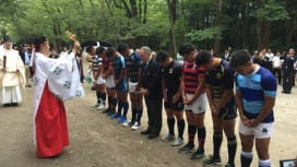 関西大学ラグビーは今年も「ムロオ」 〜関西大学Aリーグ タイトルスポンサー契約..
