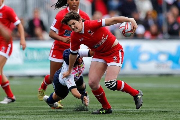 女子セブンズシリーズ・カナダ大会 日本は初日3連敗