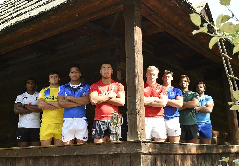 ワールドU20トロフィー開幕。昇格目指しフィジーなど白星発進(C)FRR / World Rugby