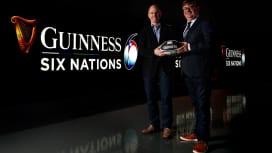 シックスネーションズの新しい冠スポンサーはギネス。6年契約で約72億円か(C)Six N…