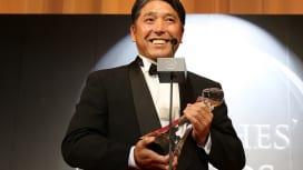 帝京大ラグビー部の岩出監督 ジャパンコーチズアワードで最優秀コーチ賞!