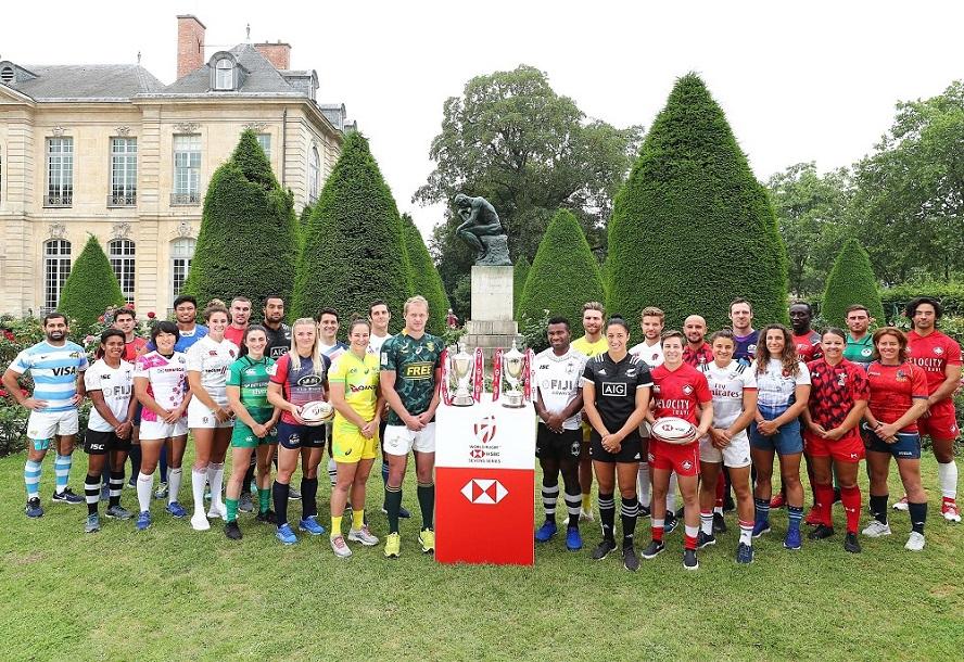 パリで今季最後のセブンズシリーズ(C)Mike Lee KLC fotos/World Rugby