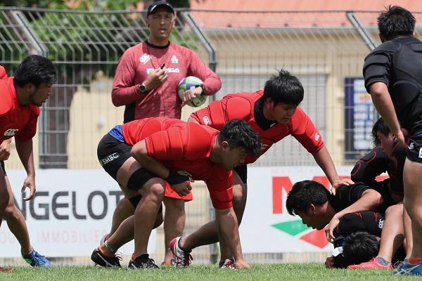 U20チャンピオンシップ残留目指す日本 ジョージア戦の鍵は「低さ」の徹底
