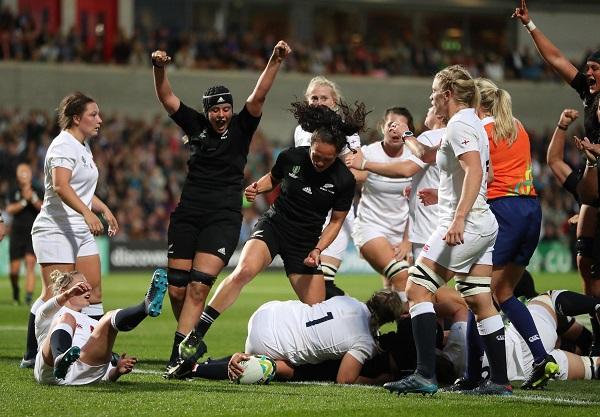 世界最高峰の大熱戦! NZがイングランドを倒し、2大会ぶり女子W杯制覇!