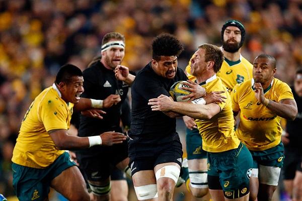 ゴールドより輝いたブラック! NZ、シドニーで圧勝発進