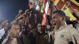 2011アジア五カ国対抗がいよいよ開幕。昨年下部リーグで優勝したスリランカがアジアトップ…
