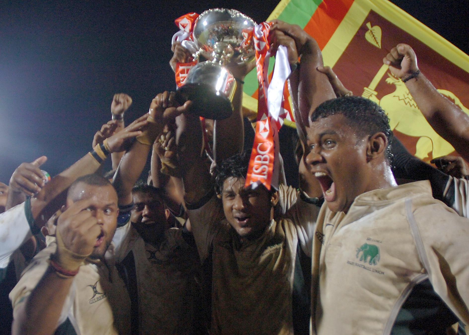 2011アジア五カ国対抗がいよいよ開幕。昨年下部リーグで優勝したスリランカがアジアトップ5に挑戦