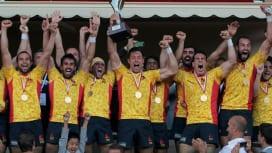 リオ五輪最終予選を制したのはスペイン! 決勝でサモアに劇的勝利!