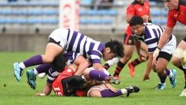 明大が対抗戦で帝京大を圧倒! 22季ぶりの大学日本一へ自信つける勝利