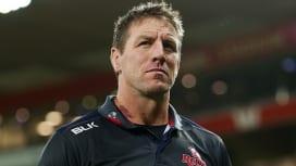 元NZ代表レジェンドロック、ブラッド・ソーンが豪レッズのヘッドコーチ就任