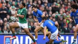 アイルランドが8トライでイタリアを圧倒! シックスネーションズ2連勝