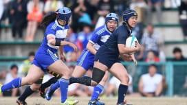 全国高校選抜女子セブンズ 國學院栃木が激闘の連続で初優勝!