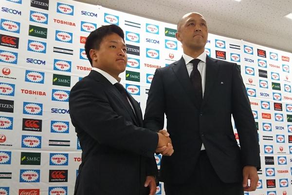 表情充実の指揮官。U20日本代表、世界との戦いへあす出発