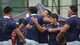 明大の勢い止まらず。ジュニア選手権で帝京大破る。