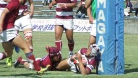 全国高校選抜ラグビー  大阪勢の快挙