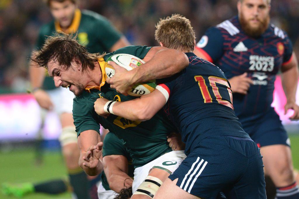 南アフリカ代表はフランス代表とのテストシリーズに3連勝(C)Getty Images