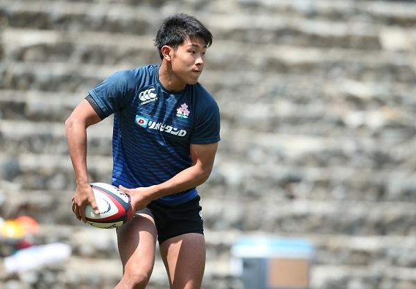 U20チャンピオンシップ初戦へ。U20日本代表・侭田洋翔は「皆を動かす」