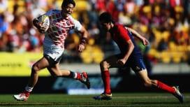 リオ五輪出場権獲るぞ! アジア予選の男子セブンズ日本代表に藤田慶和ら