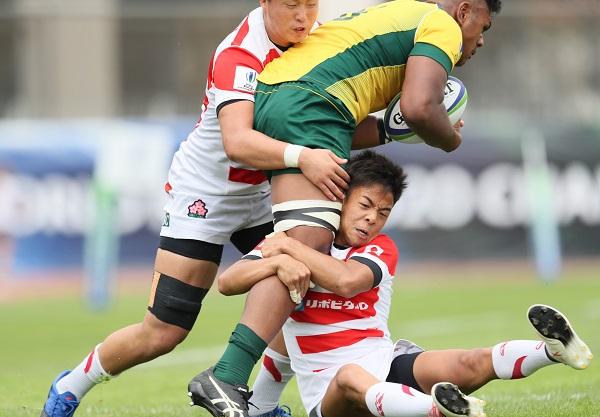 U20チャンピオンシップで日本は連敗 豪州相手に一時競るも後半に大差つく