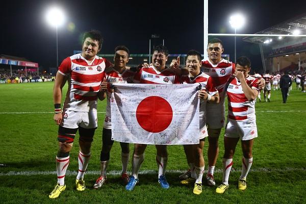 ファンタスティックだった日本代表 エディーは選手称賛「彼らはヒーローだ」