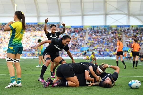 英連邦総合競技大会でNZが男女とも金メダル! 女子は今週、北九州で熱闘へ