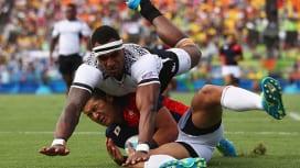 打倒フィジーならず… 日本は銅メダルかけ南アフリカと3位決定戦へ
