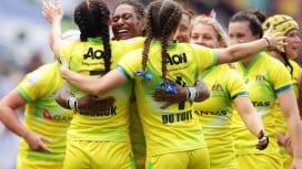 リオ五輪女王の豪州がシドニーで初の栄冠獲得! 全6試合無失点の完勝!