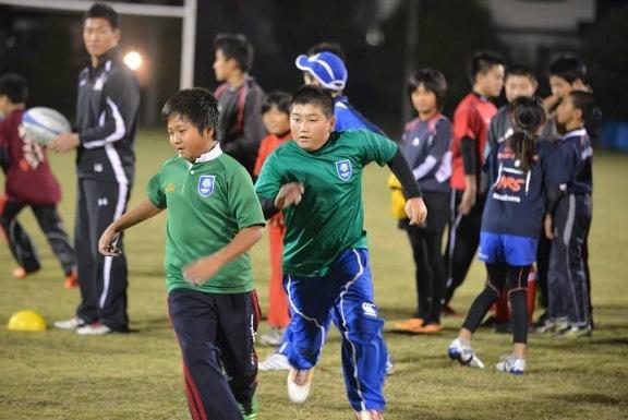 JRFU 放課後ラグビープログラム  子どもたちにラグビーを楽しむ環境を