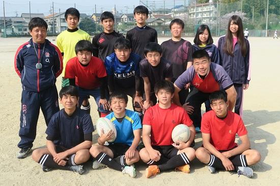 今年も15人集めます。愛知県立半田商業高校