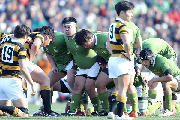 「怒りを力に」とゲキ。大東大・平田快笙、2季ぶり4強入りへのプッシュ。