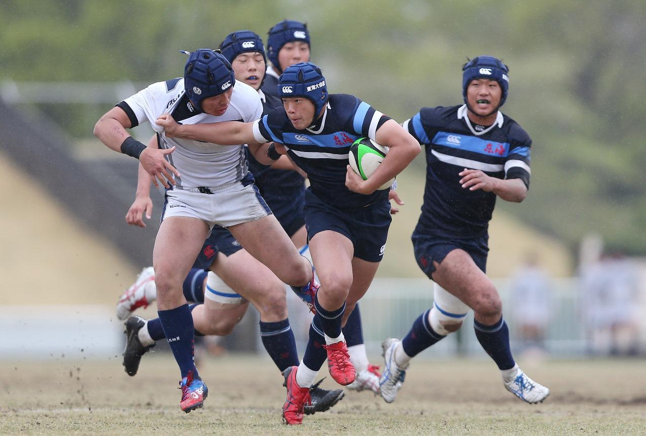 春の全国高校選抜大会を制したのは東海大仰星。大阪桐蔭を下し9年ぶり2回目の優勝(撮影:高塩隆)