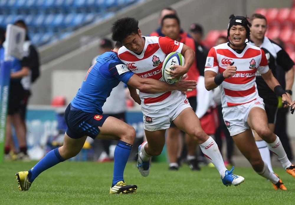 打倒フランスをめざしたU20日本代表だったが完敗(C)Akio Hayakawa/Photoraid