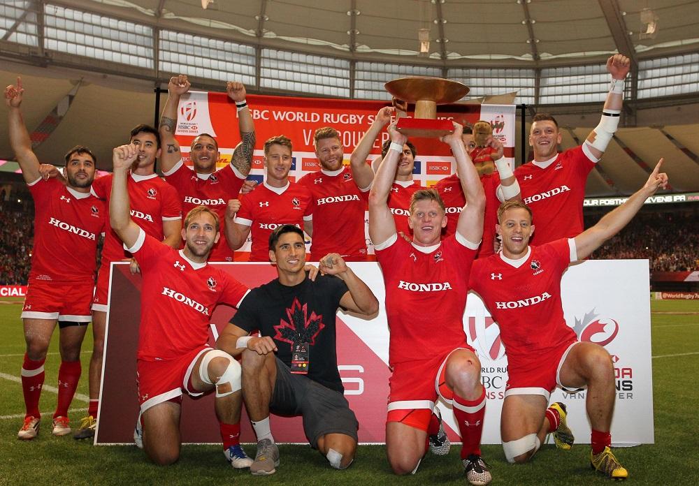 地元初開催WSでボウル制したカナダ(C)World Rugby/Martin Seras Lima