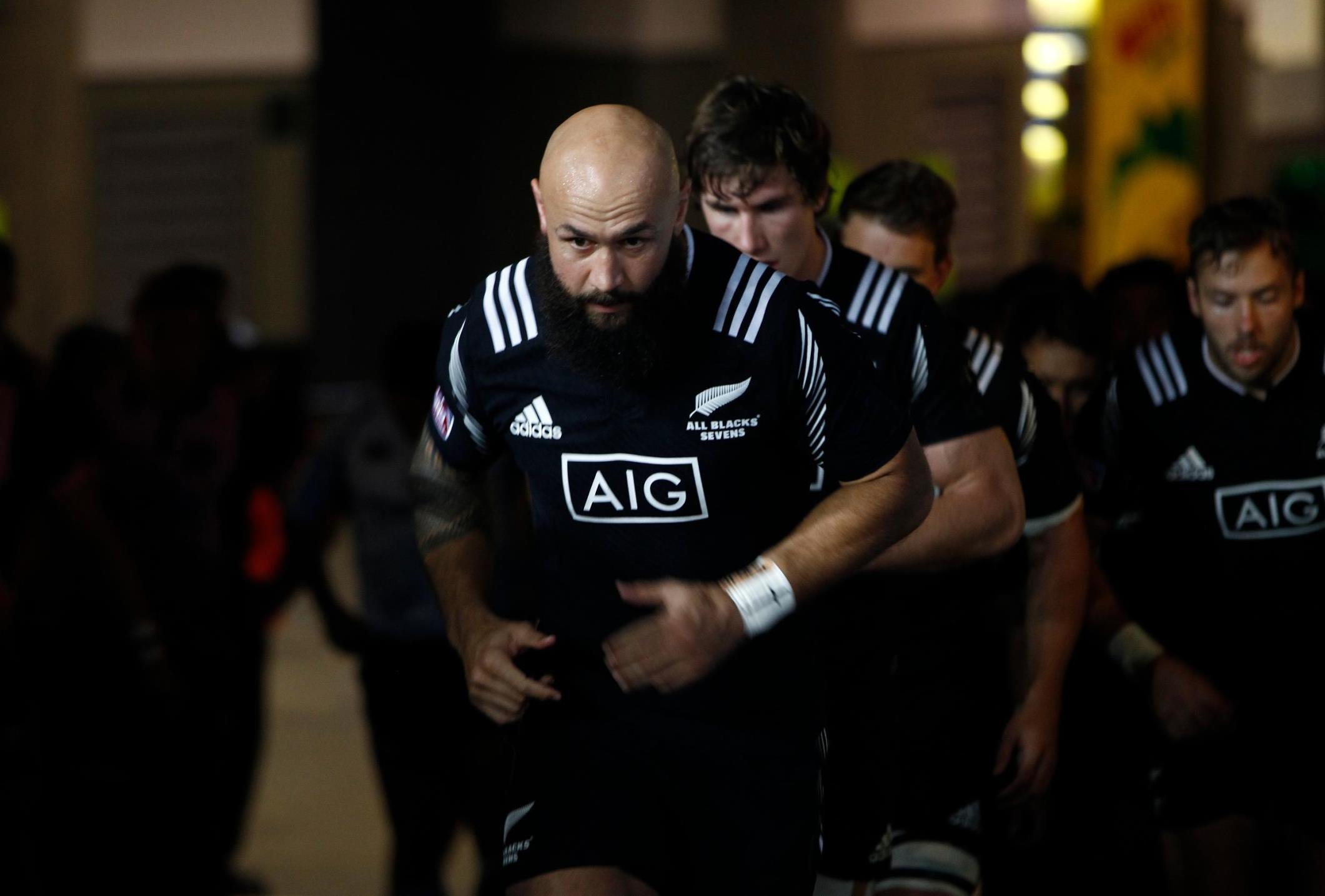 DJフォーブス、ABセブンズ主将退任(C)World Rugby/Martin Seras Lima