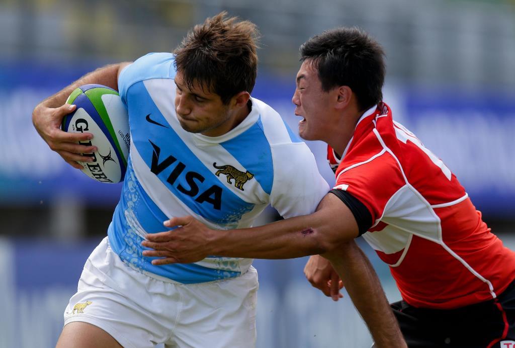 アルゼンチンに惜敗。U20日本は10位(C)Roberto Bregani/Fotosportit